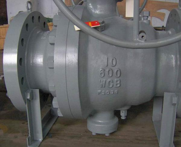 Ball Valve Carbon Steel A216 WCB
