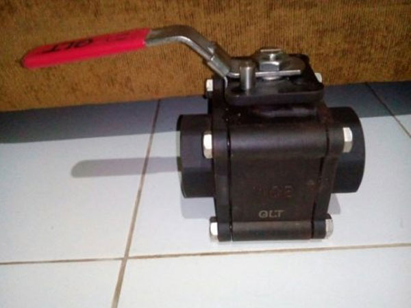 Ball Valve Class 2000 Forged Steel A105