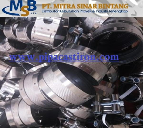 Coupling Stainless Steel Pam Global