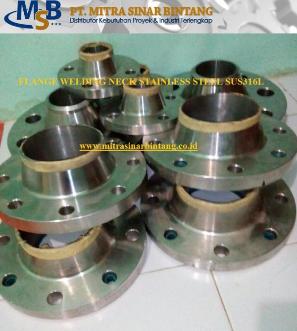 Flange Welding Neck Stainless Steel