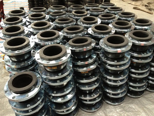 Flexible Ruber Joint Flange SS304