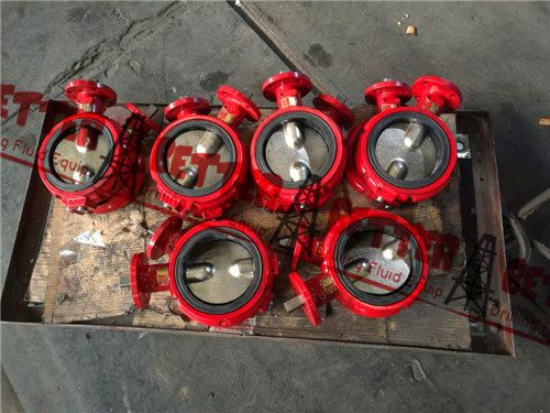 FMC Butterfly Valve Ductil Iron