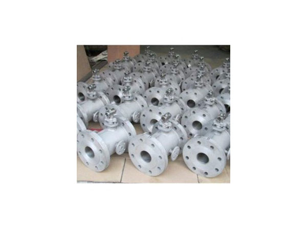 Jacket Ball Valve Carbon Steel A216 Wcb