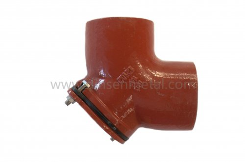 Jual Acces Door Elbow Cast Iron