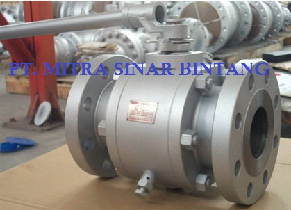 Jual Ball Valve Forged Stee A105
