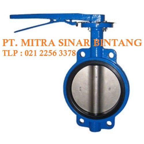 Jual Butterfly Valve Body Cast Iron