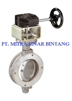 Jual Butterfly Valve SUS316