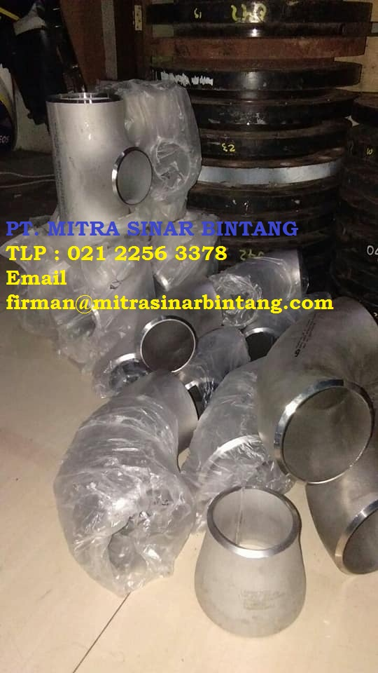 Jual Elbow Stainless Steel SS304L