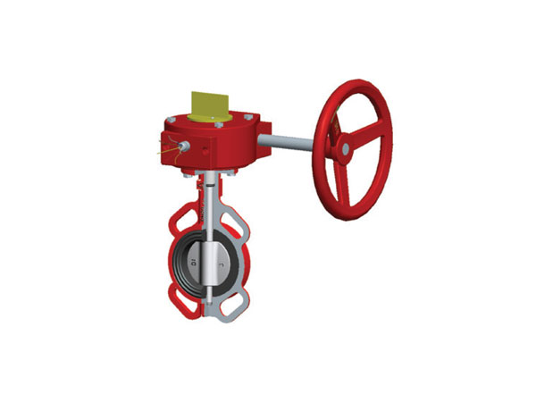 MECH – Resilient Centerline Butterfly Valve