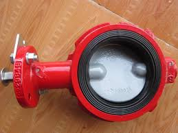 Menjual FMC Butterfly Valve Ductil Iron